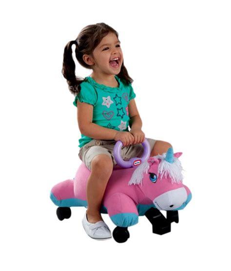 tikes pillow racers tikes pillow racer unicorn buy tikes