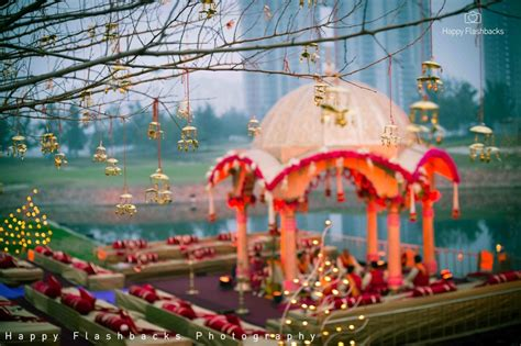 trending bridal kaleere as mehendi wedding decor wedmegood