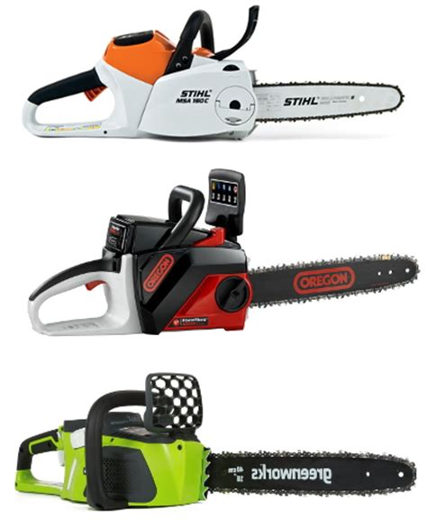 Best Battery Powered Chainsaw  Bing Images
