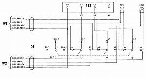 3 Phase Transfer Switch Wiring Diagram Cummins
