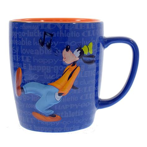 This mug is a total eye catcher and i searched the entire park, had them search inventory, nothing. Disney Parks Goofy Personality Ceramic Coffee Mug New - Walmart.com - Walmart.com