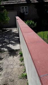 Pose De Couvertine : cr ation mur de cl ture et pose de couvertines ganzitti et fils ~ Dallasstarsshop.com Idées de Décoration
