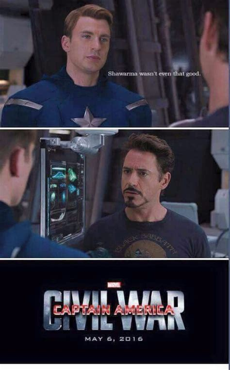 Captain America Civil War Memes - 8 of the best marvel civil war breaking out across the web captain america civil war i am