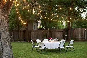 Domestic, Fashionista, Backyard, Anniversary, Dinner, Party