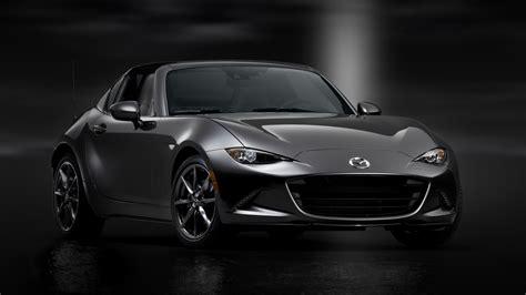 New Mazda Mx-5 Rf Aka The Retractable Fastback You've All