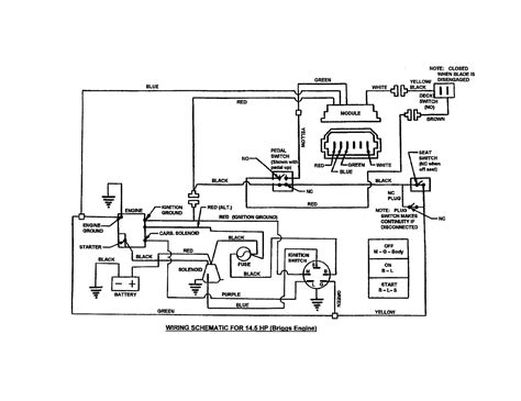 Mtd 10 Hp Wiring Diagram by Toro 22 Recycler Lawn Mower Ignition System Wiring Diagram