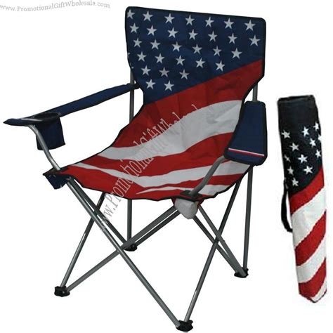 wholesale america flag folding chair 1079214644