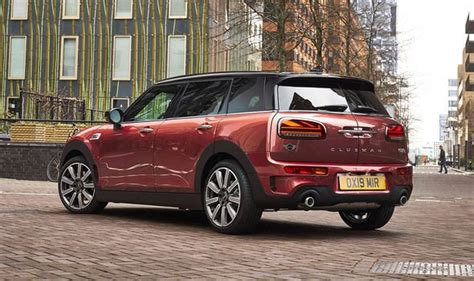 Mini Cooper Clubman 2019 by Mini Cooper Clubman 2019 Revealed With Updated Design And