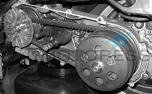 All About The Cvt Transmission Found In Scooters