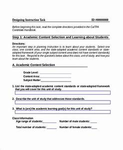 Free 10  Instruction Templates In Pdf