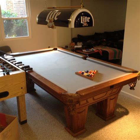 Set Up Pool Table Castrophotos - 8ft kasson pool table