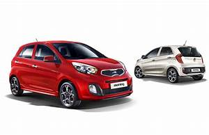 2014 Kia Morning  Picanto  Gets New Looks  Features In Korea