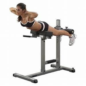 Rückenstrecker - BodySolid-Store24