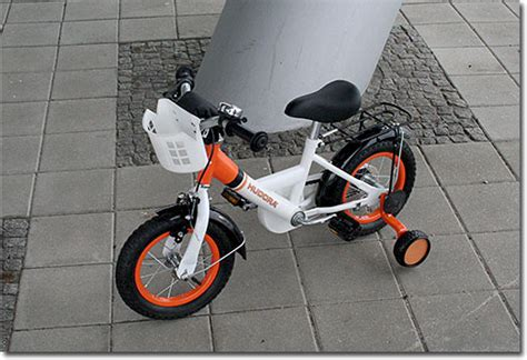 hudora fahrrad 12 zoll testmagazine praxistest hudora kinderfahrrad 12 zoll