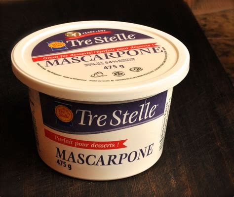 marscapone cheese tre stelle mascarpone cheese 171 the canada cheese man