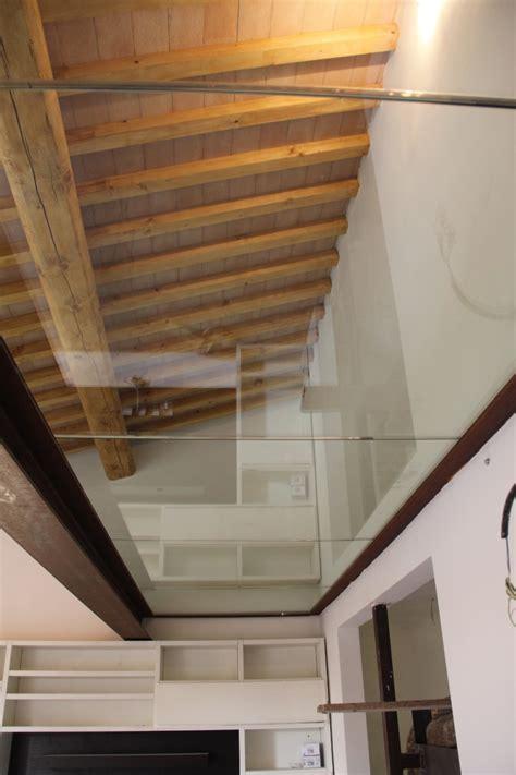 ringhiera per soppalco vetri calpestabili per soppalco interno all abitazione