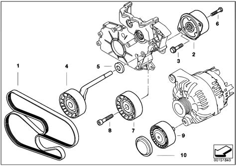 Original Parts For Sedan Engine Belt