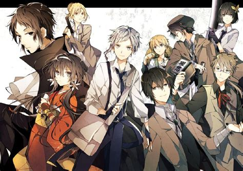 Recent · popular · random (last week · last 3 months · all time). Bungo Stray Dogs Wallpapers - Wallpaper Cave