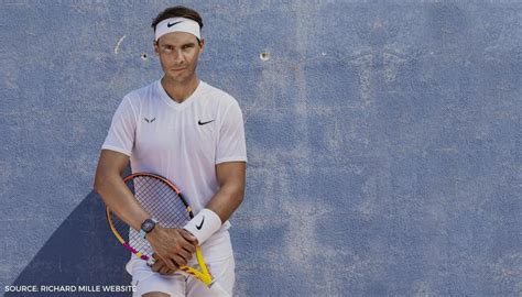 Rafael Nadal becomes first tennis star to wear $1 million ...