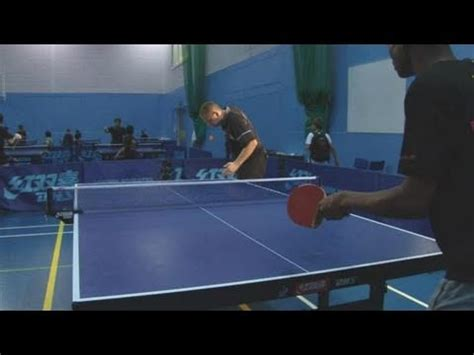 Sidespin Forehand Topspin  Pingskills  Table Tennis Doovi