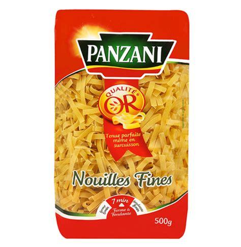 wok de nouilles et crevettes panzani recette pates asiatique