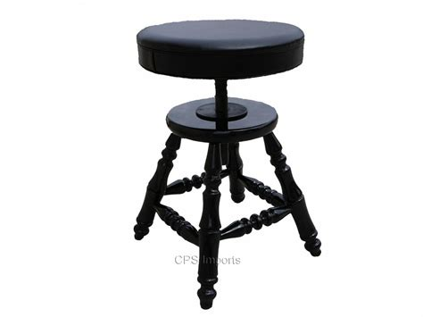 Bench Stool by Brand New Adjustable Piano Stool Bench Chair Ebay
