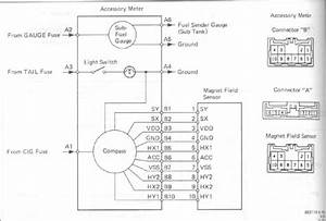 80 Series Landcruiser Sub Tank Wiring Diagram