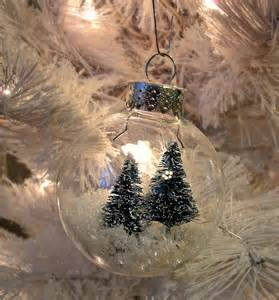 snowglobe ornament the hyper house