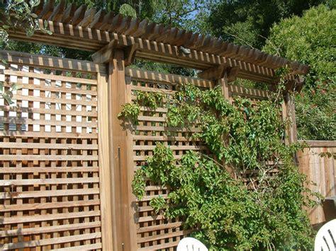 lattice fence with vines lattice fence with vine