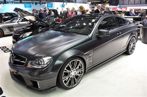 Brabus Bullit Coupe 800 Is German For Hot Rod Autoblog
