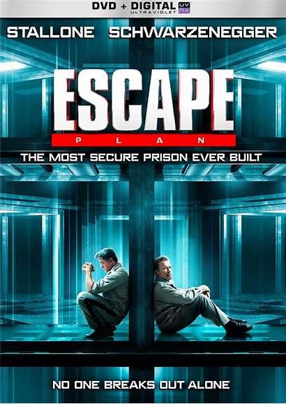 Escape Plan Dvd Covers Ray Blu Release