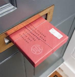 personalised luxury breakfast letter box hamper by letter With personalized letter box