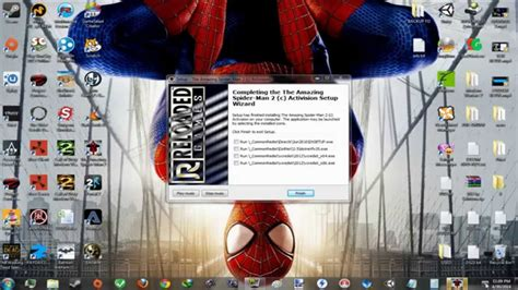 install  amazing spider man