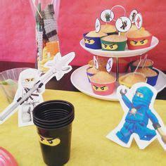 invitations anniversaire lego ninjago  cartes