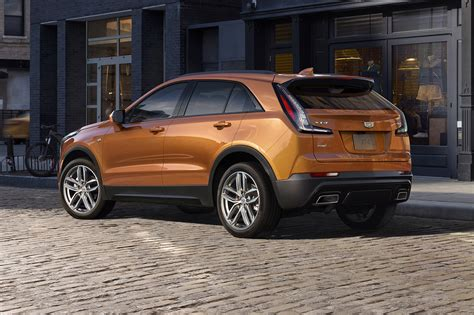 2019 Cadillac Xt4 Gives The General A Luxury Compact