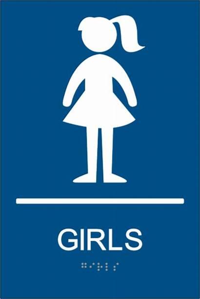 Bathroom Sign Boys Signs Clipart Restroom Boy