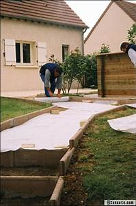 amenager son jardin a moindre cout idees decoration With idee pour amenager son jardin 3 jardin allees et voies daccas comment eviter le