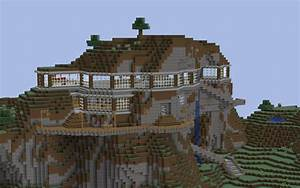 minecraft modern mountain houses - Google Search ...