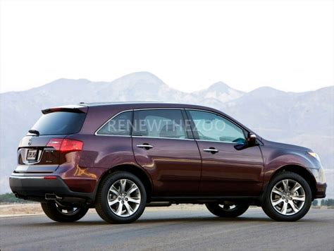 2020 Acura MDX :  2020 Acura Mdx Redesign And Changes