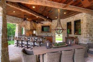 Photo Of Homes With Outdoor Living Spaces Ideas outdoor living space