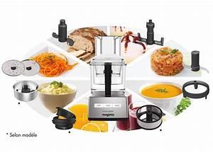 Robot Cuisine Multifonction : choisir son robot de cuisine multifonction ~ Farleysfitness.com Idées de Décoration