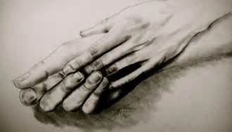 Drawings of Hand Holding Can