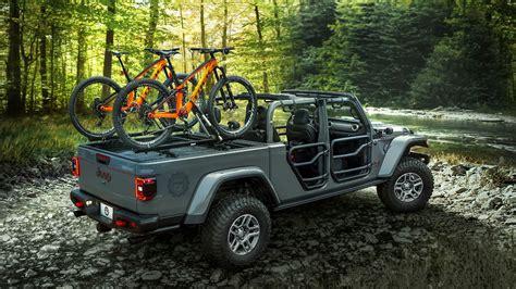2020 Jeep Gladiator Mopar Accessories 2020 jeep gladiator offering more than 200 mopar