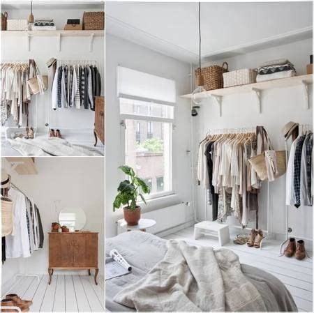 lemari baju single pakai saja rak rak sebagai lemari penyimpanan baju interior single minimalist