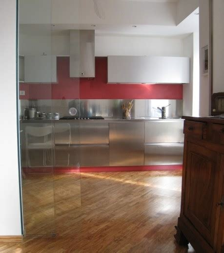 Alluminio Cucina by C011 Cucina Inox Alluminio Cucine Steellart Piacenza