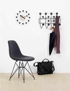 Hang It All Vitra : vitra eames hang it all garderobe schwarz vitra black collection von ~ A.2002-acura-tl-radio.info Haus und Dekorationen