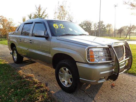 2002 Cadillac Escalade Problems by 2002 Cadillac Escalade Ext For Sale Carsforsale