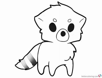 Panda Coloring Pages Printable Litte Adults