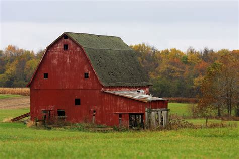 Dream, A Red Barn, A Yearly Christmas Craft Show Held In