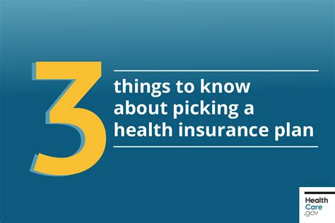 Can i go without health insurance? Tips to make choosing a health plan simpler and easier   HealthCare.gov